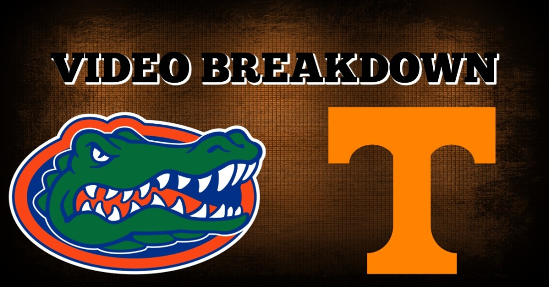 VOLS GATORS-VIDEO